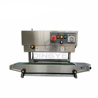 Band Sealer SS Vertical