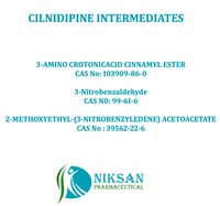 CILNIDIPINE INTERMEDIATES