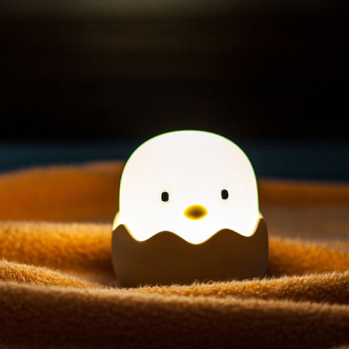 Chicken Egg Nursery LED Night Light