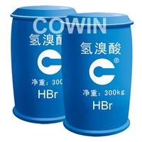 Hydrobromic Acid  ( Hydrogen Bromide )