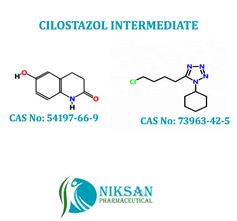CILOSTAZOL INTERMEDIATES