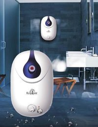 Onyx Oval Shape Water Heater With Decorative Panel Insert