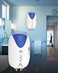 Pearl Oval Shape Water Heater With Decorative Panel Insert