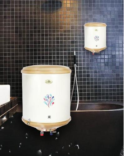 Shells Conventional Cylindrical Shaped Water Heater With ABS