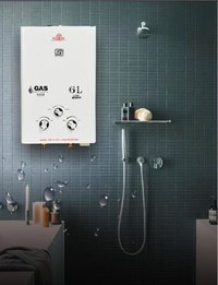 Topaz Instant Gas Water Heater