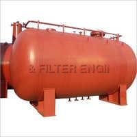Mild Steel Oil Storage Tank