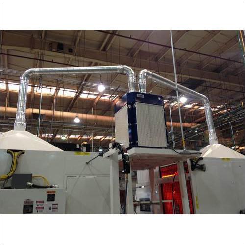 Industrial Fume Extractor