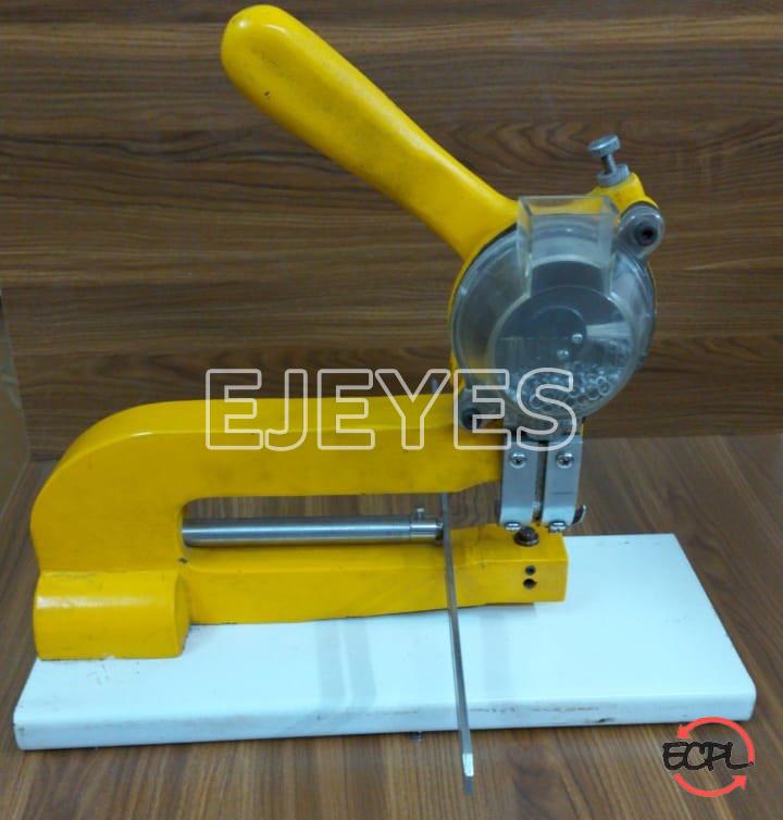 Eyelets Punch Machine
