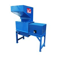 Banana Leaf shredder machine