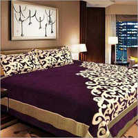 Double Bed Chenille Bed Sheet