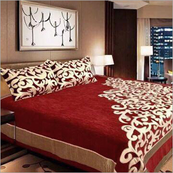 High Quality Chenille Bed Sheet