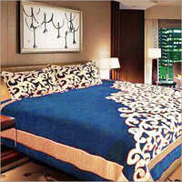 Chenille Double Bed Sheet