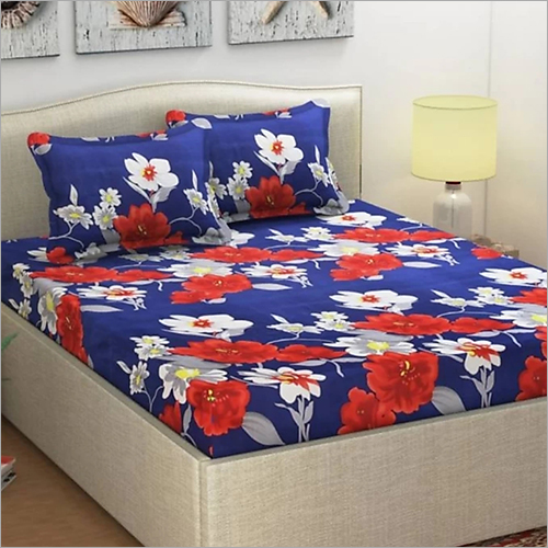 Fancy Printed Bed Sheet