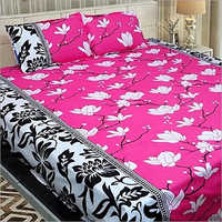 Jacquard Woven Bed Sheet