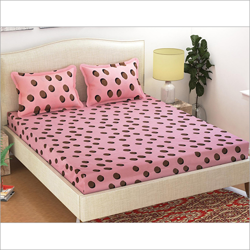 Polka Dot Bed Sheet