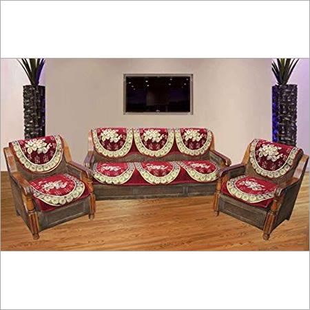 Chenille Sofa Panel