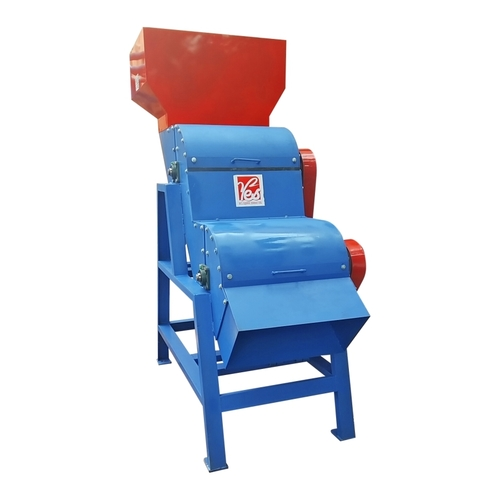 Dual Stage Bio Waste Shredder