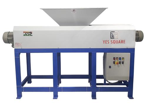 Organic Wasre Shredder Dual shaft