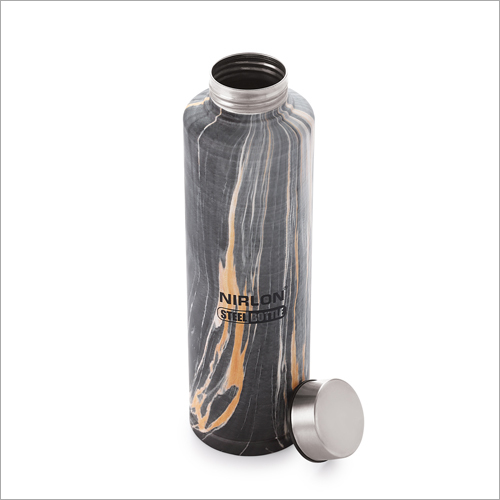 NIRLON Printed Steel Bottle