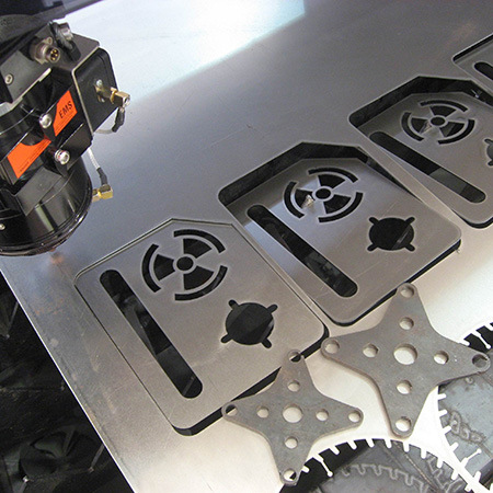 Stainless Steel Laser Cut Products