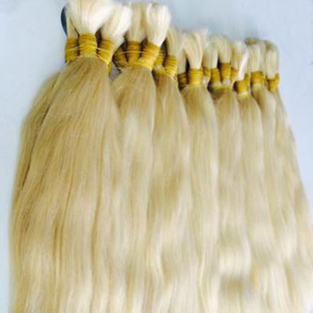 Ladies Remy Single Drawn Hair