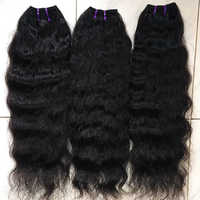 Natura Curly Hair Extensions