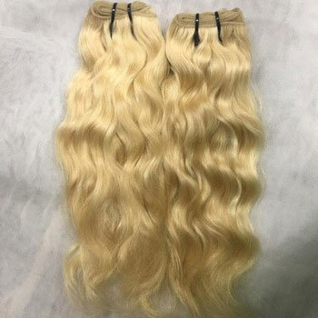 Natural Wefted Hair