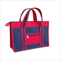 Rexine Shopping Bag