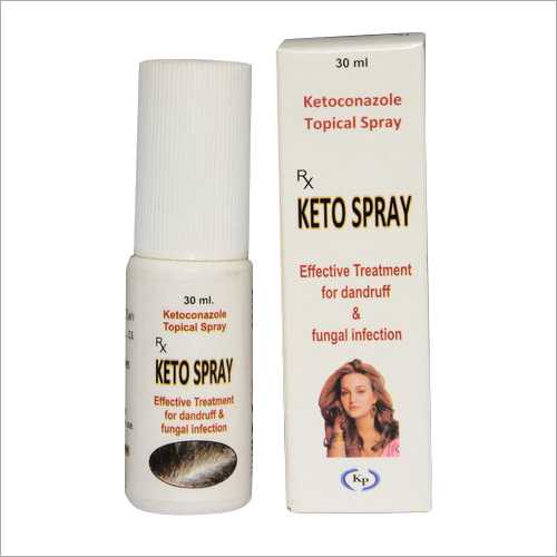 Dandruff And Fungal Infection Removal Spray