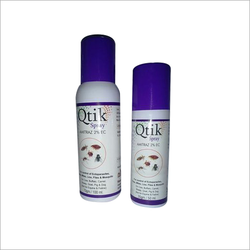 Veterinary Amitraz Spray