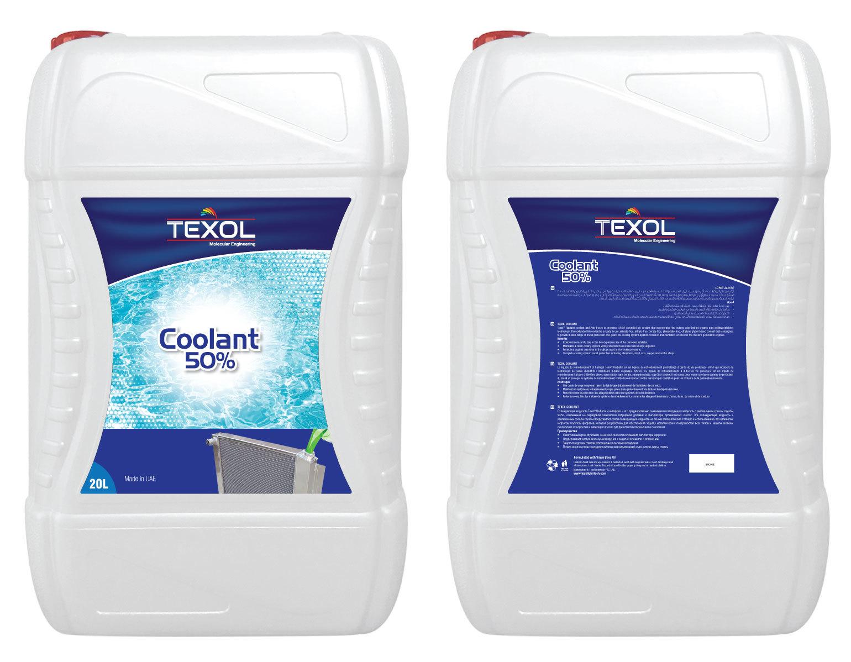 TEXOL COOLANT 50%
