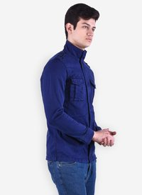 Mens Cotton Lycra Jacket
