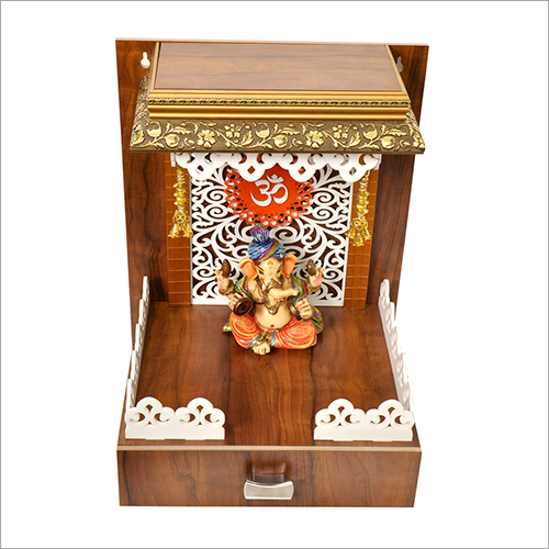 Portable Wooden Temple