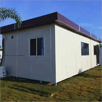 ACP Sheet Portable Cabins