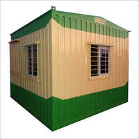 Ms Portable Labour Sheet Cabin