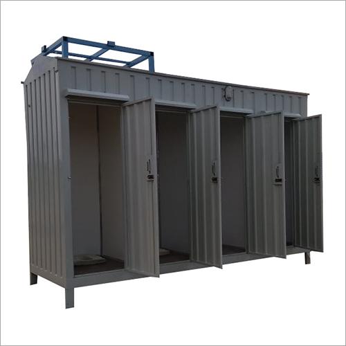 Ms Portable Labour Toilet Cabin