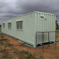 Shipping Prefabricated Office Container