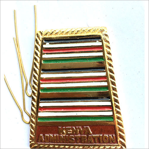 Administration Badge