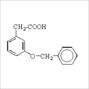 3-Benzyloxyphenylacetic Acid