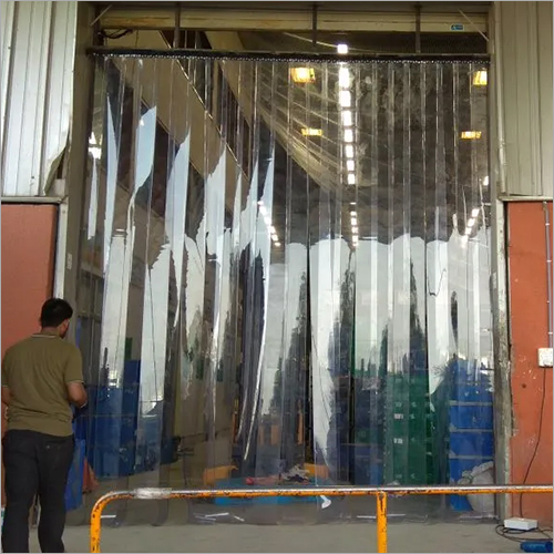 Cold Storage PVC Strip Curtain