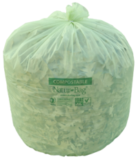 Industrial Compostable Bag