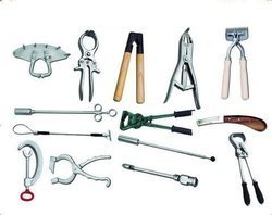 Veterinary surgery instruments & kits
