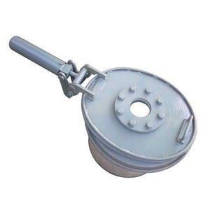 PTFE Lined Manhole cover assembly