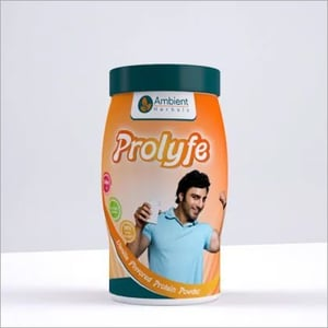 Nutraceutical Protein Powder