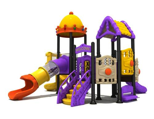 Plastic Series Playground Equipment