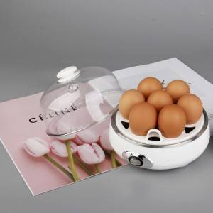 7 eggs Rapid Egg Cooker