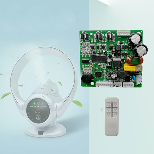 Variable Frequency Blade Fan Controller PCB Board