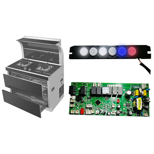 Integrated Cooker Controller PCB Board