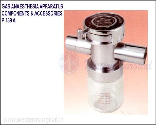 GAS ANAESTHESIA APPARATUS COMPONENTS & ACCESSORIES