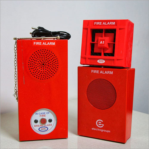 Flasher Fire Alarm
